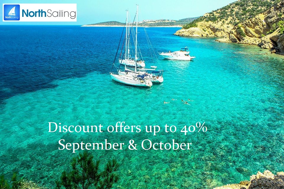 automn sailing offers
